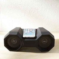 Touch Dual Boom Box- Black One