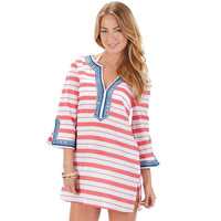 Wellington Tunic Sherbet Fizz Stripe