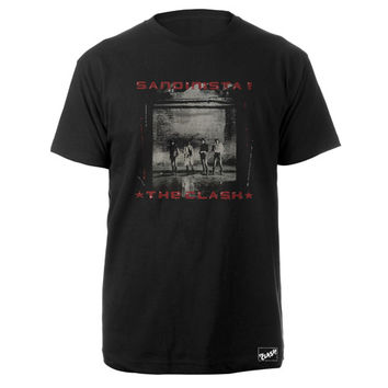 The Clash Official Store | Sandinista! Album Tee