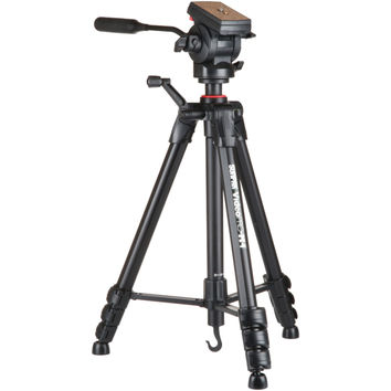 SUNPAK 620-840 Video Pro-M 4 Tripod with Fluid Head