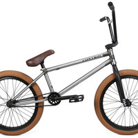 Cult Control 2016 Raw Complete BMX Bike