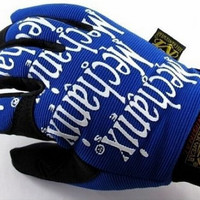 MECHANIX Tactical Gloves US Seal Army Military Outdoor Men's Full Finger Motorcycle  Bike Work Leather Gloves Gym Mittens