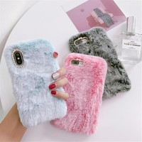Fluffy Phone Case