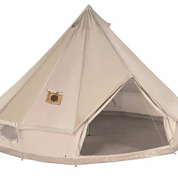 Festival and Renaissance Alert! Great Tent 4M 5M Canvas Bell Tent
