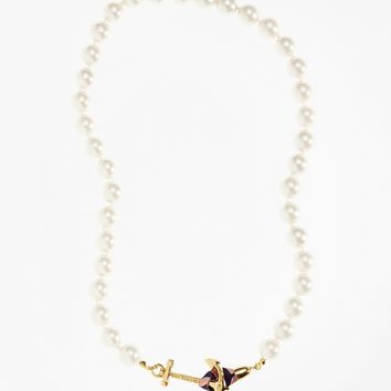 Kiel James Patrick Pearl Necklace - Brooks Brothers