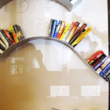 Decorative Hanging Bookshelf