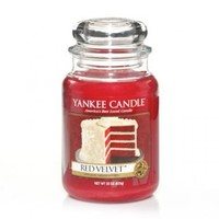Red Velvet™ : Large Jar Candle : Yankee Candle