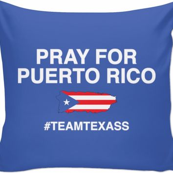 Pray for Puerto Rico #TEAMTEXASS Home Goods