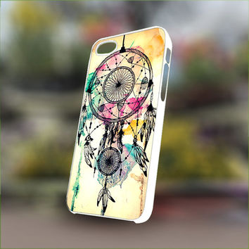 Dream Catcher - Personalized Case for iPhone 4/4s, 5, 5s, 5c, Samsung S3, S4, S3, S4 mini Pastic and Rubber Case.