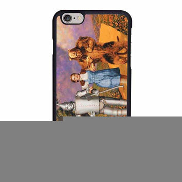 wizard of oz dororthy and gang iphone 6 6s 4 4s 5 5s 6 plus cases