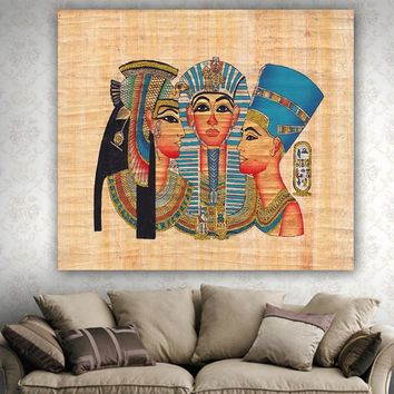 No-fade Bedding Outlet Hand Tapestry- Egyptian Culture Tapestry for Home Psychedelic Bedspread