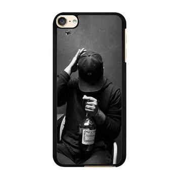 Bryson Tiller With Bear iPod Touch 6 Case