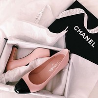 Chanel Newest Women Fashion Shoes
