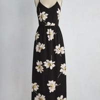 Cheerful Spirit Dress in Black | Mod Retro Vintage Dresses | ModCloth.com