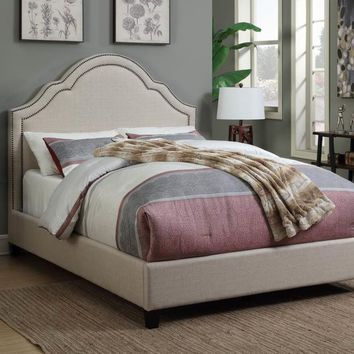 Upholstered Bed by Coaster