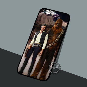 Mos Eisley Han Solo - iPhone 7 6 5 SE Cases & Covers