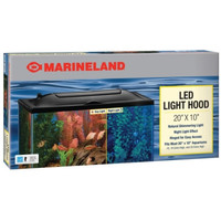 "Led Aquarium Hood - 20"" X 10"""