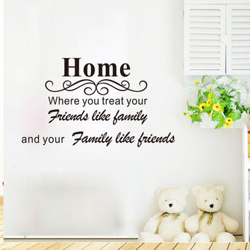 Living Room Bedroom Strong Character Wall Sticker Waterproof Stickers [6043123777]