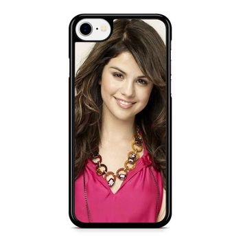 Selena Gomez 4 Iphone 8 Case