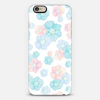 Blossoms Pastel iPhone 6 case by Lisa Argyropoulos | Casetify
