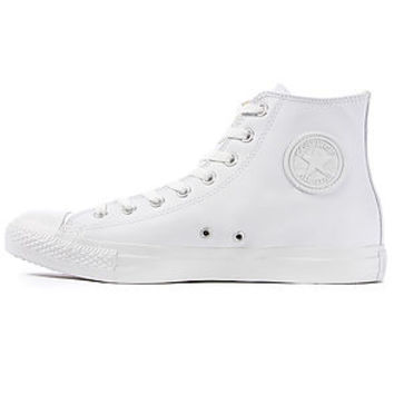 Converse Shoes Chuck Taylor Hi Sneaker in White Mono