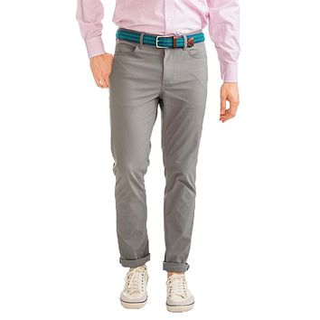 Intercoastal Performance Pant in Polarized Grey by Southern Tide