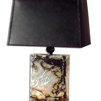 Uttermost Marius Marble Table Lamp - 26901