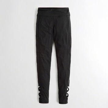 Girls Ultra High-Rise Jersey Leggings | Girls New Arrivals | HollisterCo.com