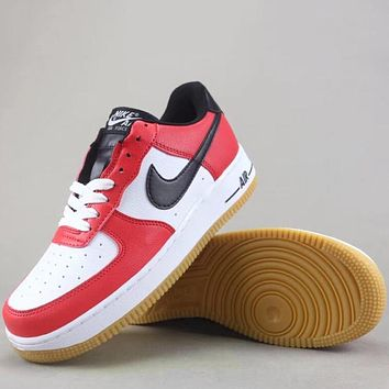 Trendsetter Nike Air Force 1 07 Women Men Fashion Casual Low-To a986e902bc5f