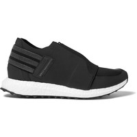 Y-3 - X-Ray Mesh-Trimmed Neoprene Sneakers