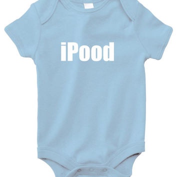 "Infant ""iPood"" Onesuit"