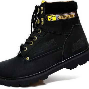 Hot Deal On Sale Outdoors Training Shoes Classics Dr. Martens Plus Size Leather Black Boots [118136274969]
