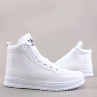 Adidas Originals Fashion Casual High-Top Old Skool Shoes-2