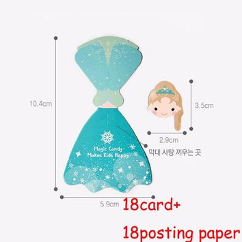 36 Pcs/set Frozen Queen Candy Paper Lollipop Decoration Card Supplies Kid Birthday Party DIY Candy Gift Accessories