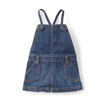 Tea Collection Destination Denim Baby Jumper