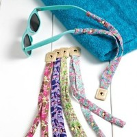Lilly Pulitzer Sunglass Strap, Lobstah Roll