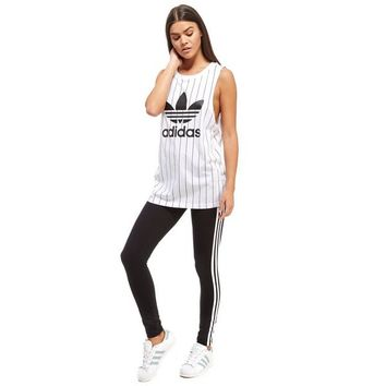 adidas Originals Tennis Tank Vest | JD Sports