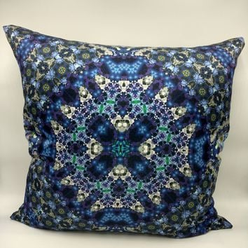 Silk Satin 16mm Pillow Cover 4 - 24x24 Inches