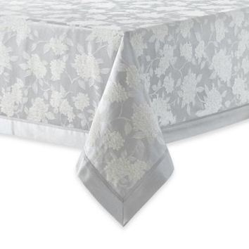 Waterford® Linens Hydrangea Oblong Tablecloth