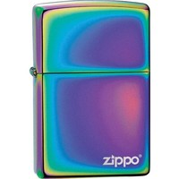 Zippo ZO19003 Lighter Logo Lighter Spectrum World Famous Lighters - Newegg.com