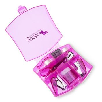 Yoobi Mini Supply Kit - Purple