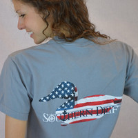 Southern Drift Duck Tee