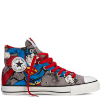 DC Comics  Superman Chuck Taylor Shoes : Chuck Taylors | Converse.com