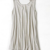 AEO Women's Swing Tank Dress (Cream)