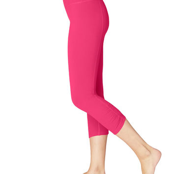 Back Gathered Yoga Legging