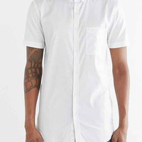 ZANEROBE Seven Foot Short-Sleeve Button-Down Shirt-