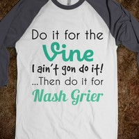 Do It For Nash Grier Tee