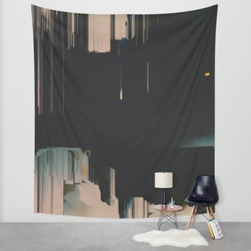 Neutrality Wall Tapestry by Ducky B