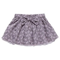 Chicco® Newborn Girls' Bow Skirt - Grey
