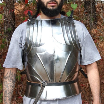 Medieval Warrior German Gothic Body Armor